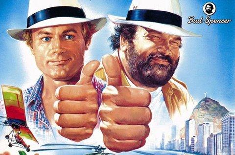 Bud Spencer és Terence Hill Rajongói Fesztivál jegy