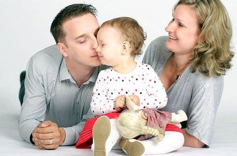 Anyák napi profi fotózás