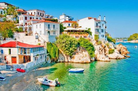 1 hetes görögországi nyaralás Nei Poriban