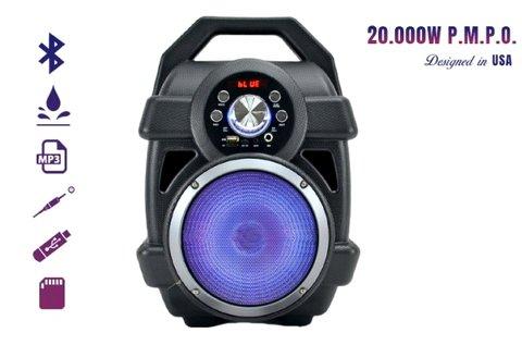 Soundbank X1 bluetooth hangfal FM rádióval