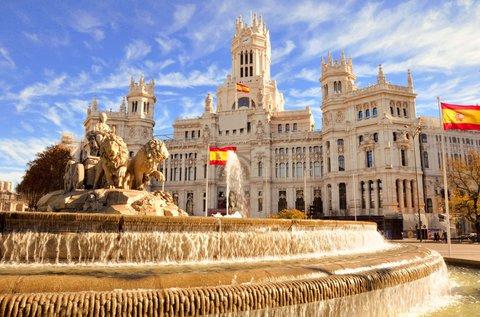 4 napos városlátogatás Madridban, repülővel