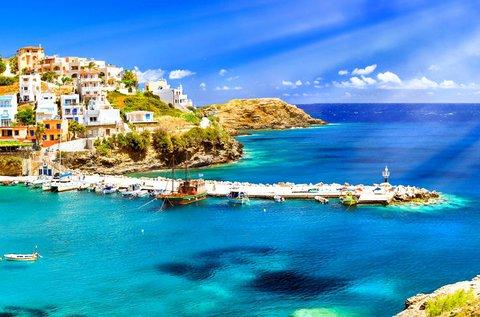 8 napos csodás nyaralás Kréta szigetén repülővel