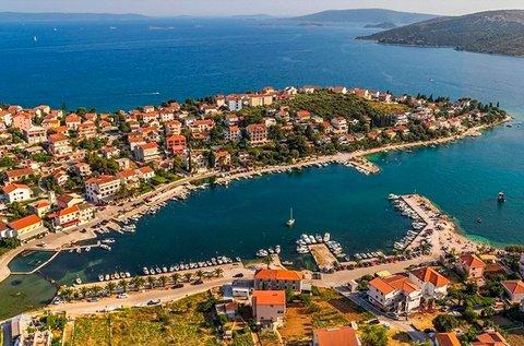 8 napos last minute üdülés a horvát tengerparton