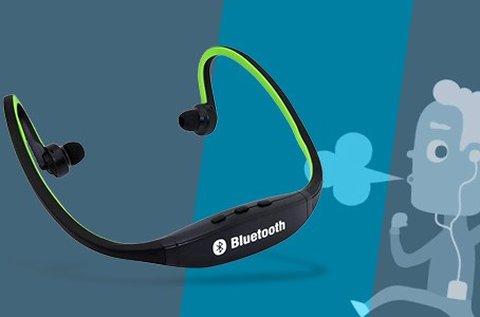 Vezeték nélküli In-Ear sport fülhallgató