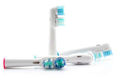 4 db-os Oral-B kompatibilis dupla fejes fogkefefej