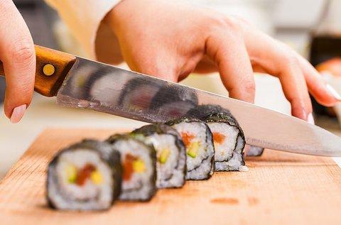 Sushi készítő kurzus vacsorával