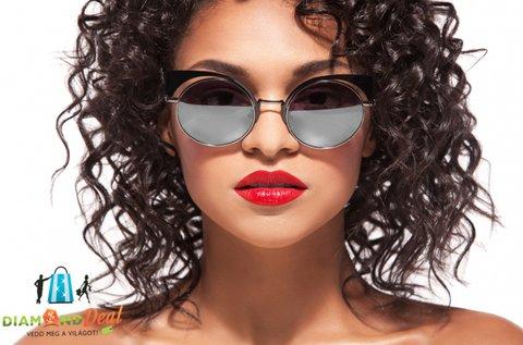 Dioptriás 100% UV-szűrős napszemüveg