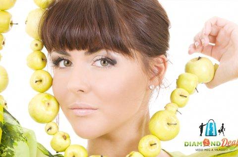 Bio feszesítő kollagénes hidratáló arckezelés
