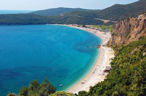 5 napos nyaralás repülővel Montenegróban