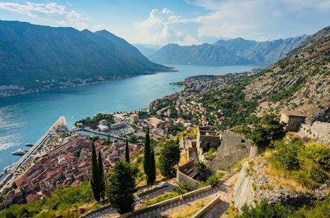 1 hetes nyaralás Montenegróban