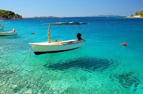 Nyaraljatok Pag szigetén, közvetlenül a tengerparton!