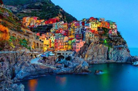 Irány a Cinque Terre és a csodás Elba-sziget!