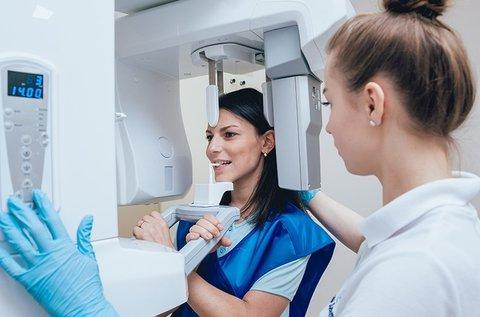 Panorámaröntgen konzultációval