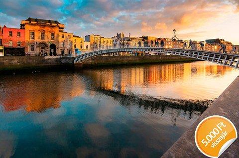 4 hetes angol nyelvtanfolyam Dublinban