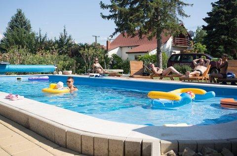 6 napos vakáció Balatonmáriafürdőn