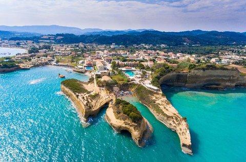 12 napos vakáció Korfun buszos úttal