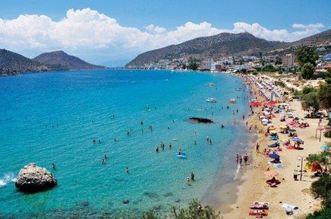 Töltsetek el 2 hetet a görögországi Tolo-ban!