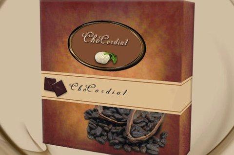 Prémium minőségű ChoCordial csokoládék