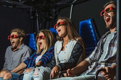 5D mozi 2 főnek a DreamLandben