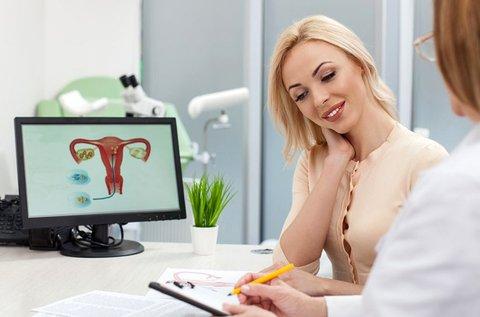 Nőgyógyászati szűrés hormonvizsgálattal