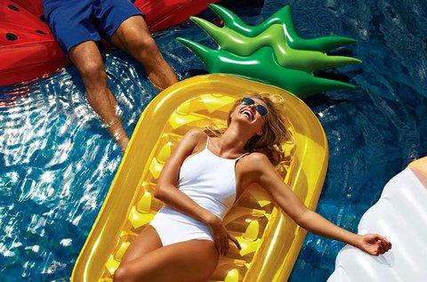 Egyedi óriás matracok és úszógumik