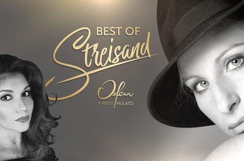 Best of Streisand az Orfeum Clubban