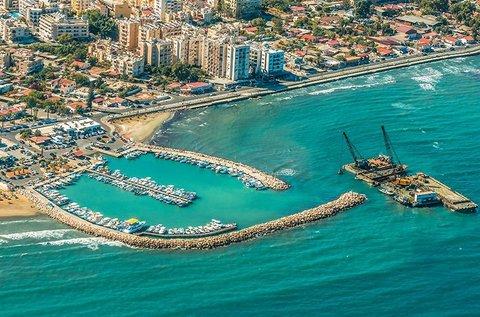 8 napos tengerparti nyaralás Cipruson repülővel
