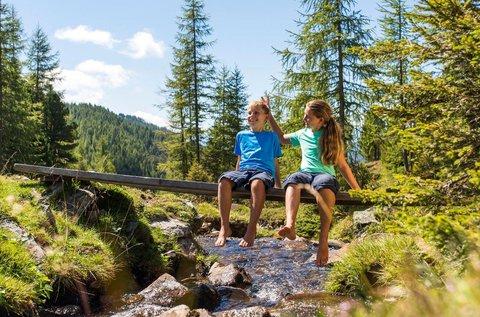 4 napos mesés családi vakáció az osztrák Alpokban