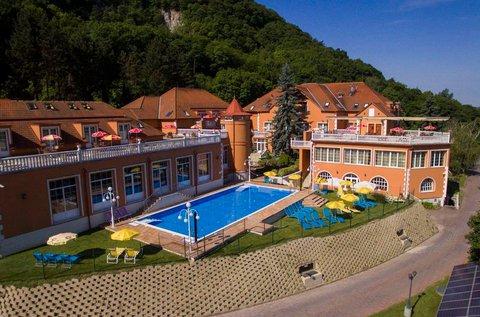 3 napos nyári wellness Esztergomban