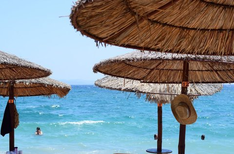 Napfényes görög nyaralás az Olympic Beachen