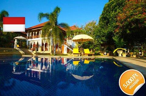 1 hetes nyaralás a napsütéses Bali szigetén