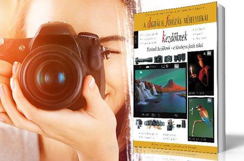 Kézikönyvek digitális fotózáshoz több témában