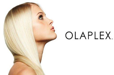 Olaplex hajújjáépítés mosással és szárítással
