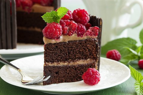 Klasszikus és modern 8 szeletes választható torta
