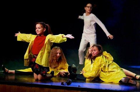 1 hetes Musical tánctábor 8 éves kortól