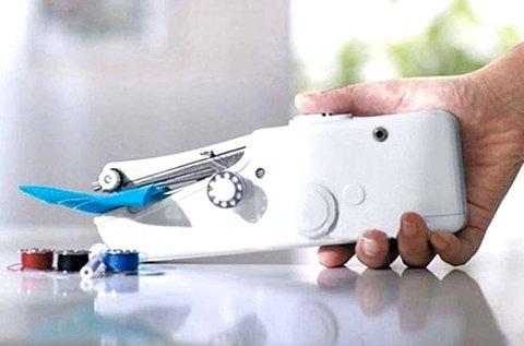 Kézi varrógép strapabíró kialakítással
