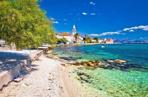 Tengerparti vakáció Horvátországban