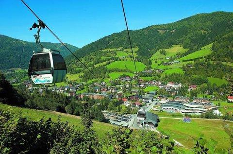 Nyári pihenés az osztrák Alpokban