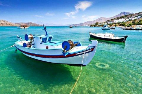 8 napos vakáció Kréta tengerpartján repülővel