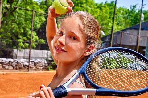 5 napos napközis tenisz-, sporttábor a Svábhegyen