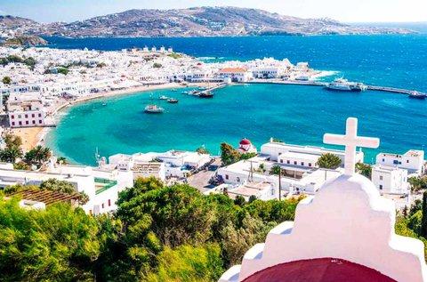 Járjatok be 3 görög szigetet egy Boeing repülővel!