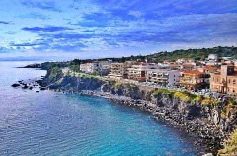 4 napos mesés utazás Szicíliába repülővel