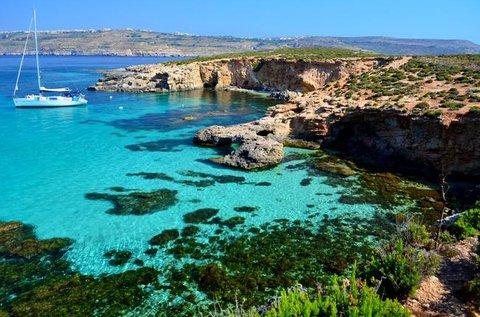 Vakáció a mesés Máltán repülővel