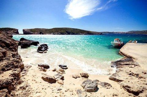 Tengerparti vakáció a mesés Máltán repülővel