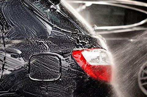Üléskárpit tisztítás külső és belső autómosással