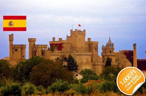 Csodás pihenés a gyönyörű Spanyolországban
