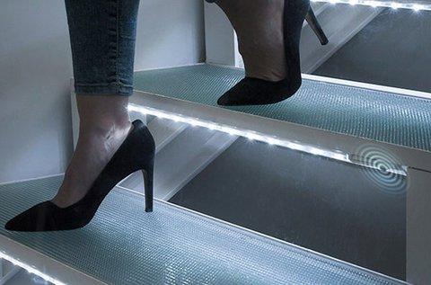 LED fénycsövek mozgásérzékelővel