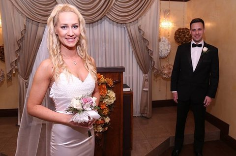 Esküvő Las Vegasban szervezéssel és fotózással