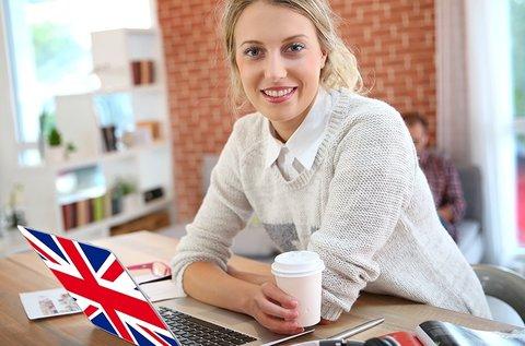 6 hónapos online angol nyelvtanfolyam