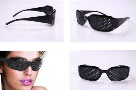Látásjavító szemtréner szemüveg